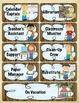 Classroom Rangers Job Chart