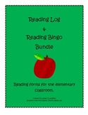 Classroom Reading Log & Forms