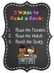 Classroom Reading Poster Set