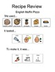 Classroom Recipes and Recipe Review Bundle