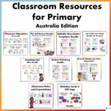 Classroom Resource for Primary (Australia Edition)