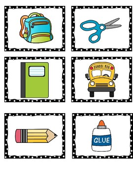 Classroom Resources Picture Cards