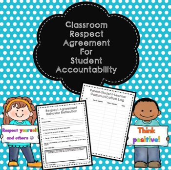 Classroom Respect Agreement