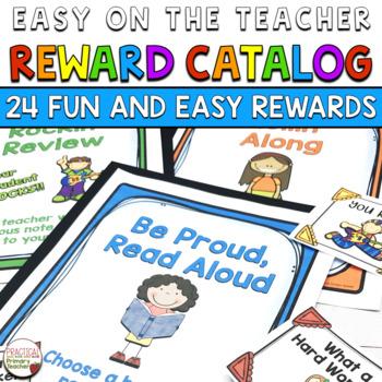 #SPRINGSAVINGS Classroom Reward Catalog and Labels