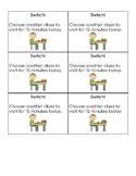 Classroom Reward Certificates