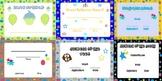 Classroom Reward Certificates set