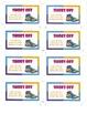 Classroom Reward Coupon Set