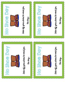 Classroom Coupons Behavior Rewards