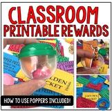 Reward Coupons   Classroom Economy
