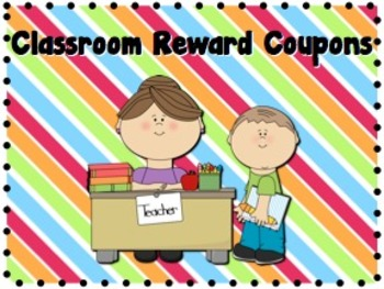 Coupons for Classroom Rewards Bundle