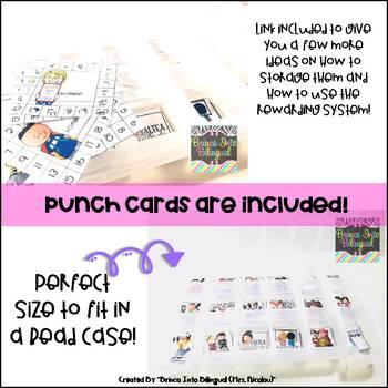 Classroom Reward Coupons ENGL