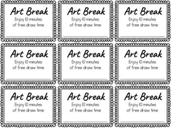 Classroom Reward Coupons Grades 3-5