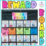 Classroom Reward Coupons | Reward Board