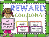 Classroom Reward Coupons for Classroom Management (Editable!)