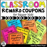 Reward Coupons for Positive Behavior