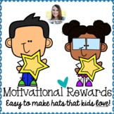 Motivational Reward Hat Template (Birthday, Super Improver and more!)