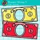 Classroom Reward Money Clip Art {Create Your Own Behavior Management System} 1