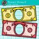 Classroom Reward Money Clip Art {Create Your Own Behavior