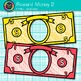 Classroom Reward Money Clip Art {Create Your Own Behavior