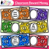 Classroom Reward Money Clip Art | Create Your Own Behavior Management System