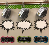 Classroom Reward System- Level Ups