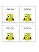 Classroom Reward System - Owl Theme