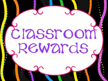 FREE Classroom Rewards