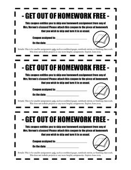 Classroom Rewards Coupon Bundle