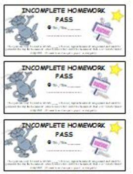Classroom Rewards Coupons