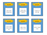 Classroom Rewards - Scratch-offs