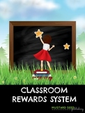 Reward Coupons | Classroom Rewards System