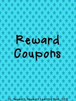Classroom Rewards/Incentives