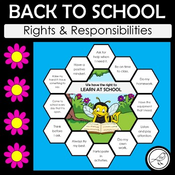 Classroom Rights and Responsibilities – Back to School