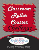 Roller Coaster Challenge | Potential & Kinetic Energy, STEM Activity, Budgeting