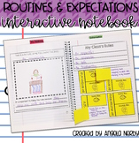 Back to School Classroom Routines & Expectations Interacti