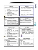 Classroom Routines- Secondary
