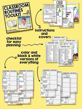Classroom Routines Toolkit