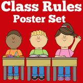 Classroom Rules | Kindergarten 1st 2nd 3rd Grade | Class R