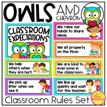 Classroom Rules and Posters Bundle with Writing Activities, Readers and More!