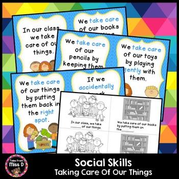 Social Skills Taking Care
