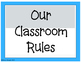 Classroom Rules - FREE!
