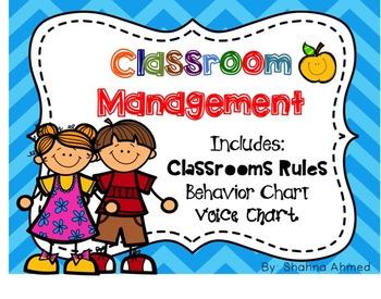 Classroom Rules: A Classroom Management Bundle