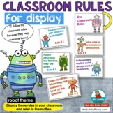 Classroom Rules | Anchor Charts to Display Rules | [Classroom Management]