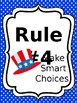 Classroom Rules & Attention Getters - American - Editable