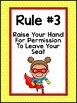 Classroom Rules & Attention Getters - Superhero