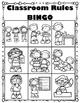Classroom Rules BINGO