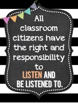 Classroom Rules, Behavior Clip Chart, Rewards, Consequences, targets, Management