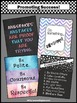 Classroom Rules Posters, Back to School Room Decor