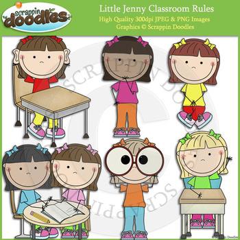 Classroom Rules Boys & Girls