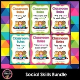 Classroom Rules Bundle